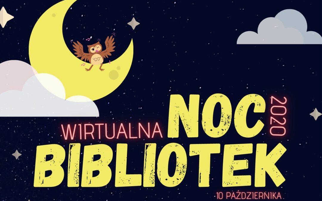 Wirtualna Noc Bibliotek 2020