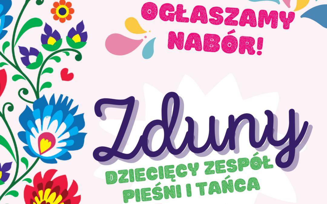 """Dziecięcy Zespół Pieśni i Tańca """"Zduny"""""""