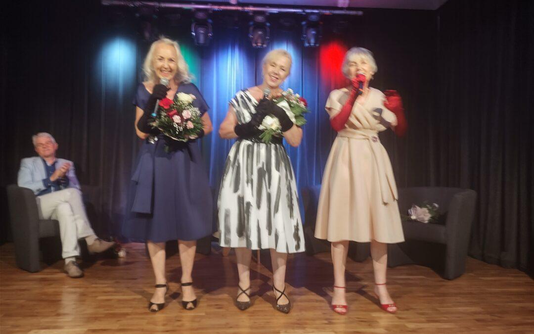 Niezwykły koncert! Siostry Szydłowskie zachwyciły zduńską publiczność