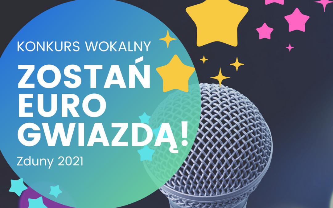 Konkurs wokalny – Zostań EuroGwiazdą!