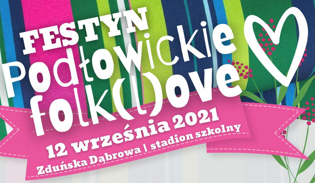 """""""Podłowickie folk(l)ove"""" z grupą """"Piękni i Młodzi"""" już 12 września w Zduńskiej Dąbrowie – zapraszamy!"""