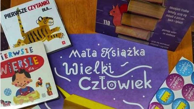 Mała Książka – Wielki Człowiek! Ruszamy z kolejną edycją!